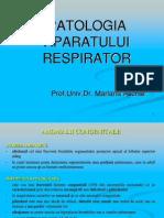 patologia respiratorie