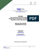 Informe RCM(MCC) Compresoras v 1 Link 2012