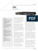 TimeProvider_5000_datasheet