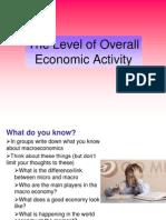 Economic Activity-lecture 3