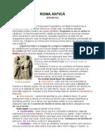 Casatoria in Roma Antica