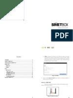 Manual SIMETBox