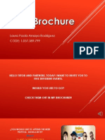 Diapositivas Intro English MY BROCHURE _LAURA AMAYA