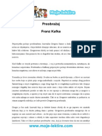 Franz Kafka Preobrazaj 02