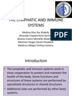 The Lymphatic and Immune Systems 1