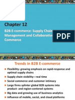 Chapter 12 B2B Ecommerce_SupplyChainManagementandCollaborativeCommerce