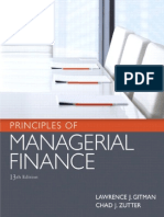 5. GIT - Principles of Managerial Finance (13th Edition). Cap.3 (Pág.85-90 )