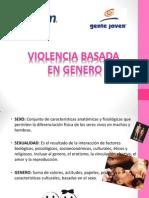 Violencia Basada en Genero