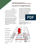 Educación Por CompetenciasLuis Eduardo Ruiz Ayala Info 102