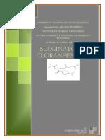 Informe Succinato de Cloranfenicol