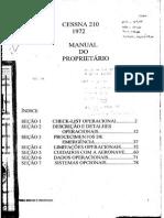 Manual Em Portugues Cesna