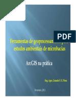 ArcGIS na prática - trabalhando com microbacias