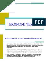 ekonomi teknik.ppt