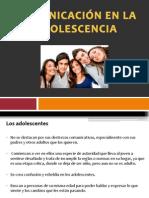Comunicacion en La Adolescencia (1)