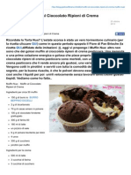 Blog.giallozafferano.it-muffin Nua Muffin Al Cioccolato Ripieni Di Crema