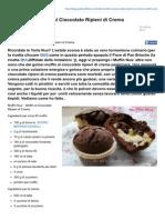 Blog.giallozafferano.it-muffin Nua Muffin Al Cioccolato Ripieni Di Crema