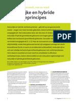 Engel Van Den en Kemperman Natuurlijke en Hybride Ventilatieprincipes
