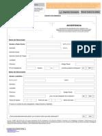 Escrito Denuncia IP-107