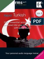 Rapid Turkish