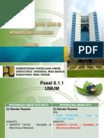 Presentasi Perbandingan Spesifikasi Umum DIV.6 2010 R2 vs 2014