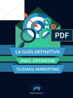 La Guia Definitiva Para Optimizar Tu Email Marketing