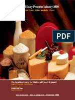 Global Dairy  Market Report 2010