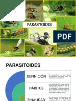 Parasitoides y Entomopatogenos