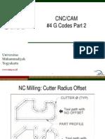 4 G Codes Part 2