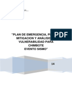 Plan de Emergencia 2013 - Sismos-Final-250414 -SEDA CHIMBOTE