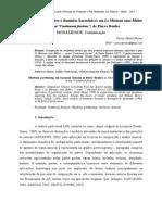 """cionamento rítmico e domínios harmônicos em Le Marteau sans Maître — avant """"l'artisanat furieux"""", de Pierre Boulez"""