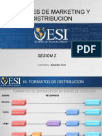 Canales de Marketing y Distribucion s2