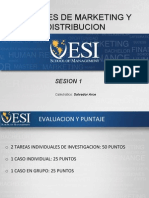 Canales de Marketing y Distribucion s1