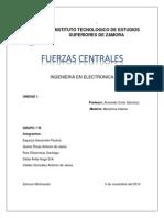 Fuerzas Centrales