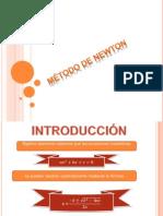 métodos de newton