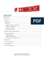 History SL - Communism in Crisis