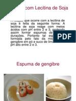 Gastronomia Molecular Power Point