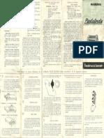 Instrucciones PastaLinda
