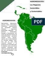 """Estudio """"...AGROINDUSTRIAL en AMÉRICA LATINA y el CARIBE"""" Sugiere Acciones Concretas en Agronegocios"""