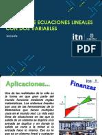 PPT de Clase Sem 14 GN-Sistemas de Ecuaciones