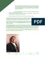 El Maximato Fue Un Periodo Histórico y Político Dentro Del Desarrollo de México Que Va de 1928 a 1934
