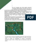 Trabajo de Estudio Hidrologico