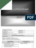 power struggle unit plan 654 2014