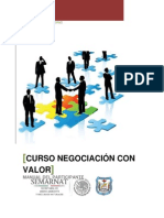 Manual Curso Negociacion Valor10 Horas