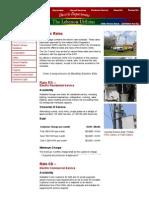 Electric Rates - Lebanon Utilities