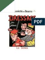 Jossot, La Doma, [Dressage], 2 Gennaio 1904