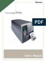Intermec PM4i User Manual