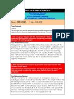 research assignment  2-week 8 gurlek