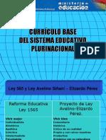 1 Diseño Base Curricular