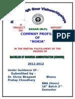 Nokia - Company Profile