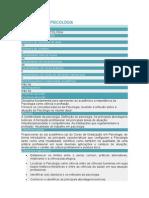 1a. Fase PSI SDE0015 Psicologia